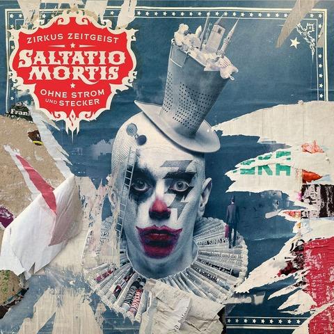 Zirkus Zeitgeist-Ohne Strom Und Stecker (LTD DLX) von Saltatio Mortis - CD jetzt im Saltatio Mortis Shop