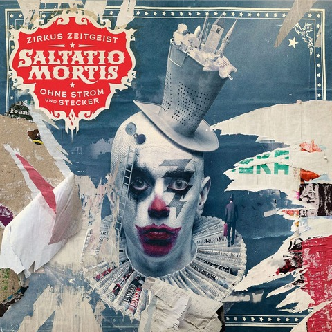 Zirkus Zeitgeist-Ohne Strom Und Stecker von Saltatio Mortis - CD jetzt im Saltatio Mortis Shop