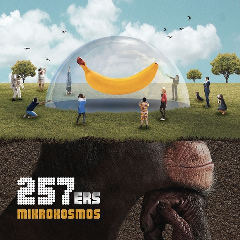 Mikrokosmos von 257ers - CD jetzt im Selfmade Records Shop