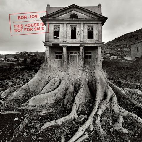 This House Is Not For Sale von Bon Jovi - CD jetzt im Bravado Shop