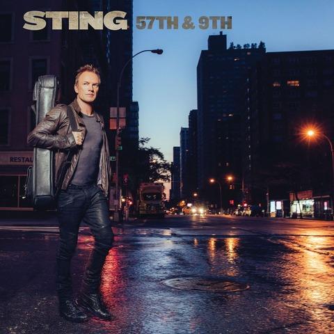 57th & 9th von Sting - CD jetzt im Bravado Shop