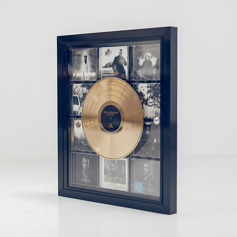 Legacy (Best Of) (Ltd. Gold Award Edition) von Kollegah - Boxset jetzt im Selfmade Records Shop