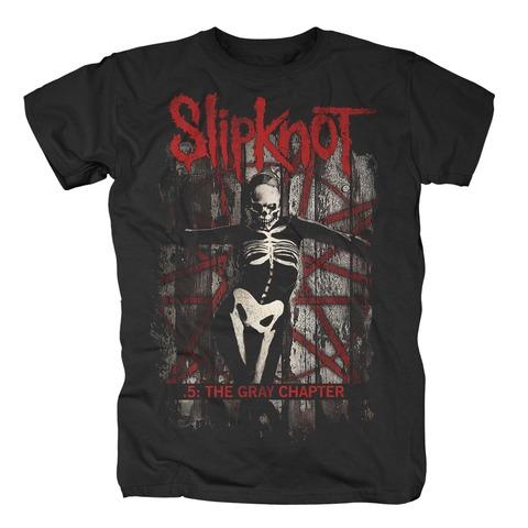 The Gray Chapter Album Cover von Slipknot - T-Shirt jetzt im Bravado Shop