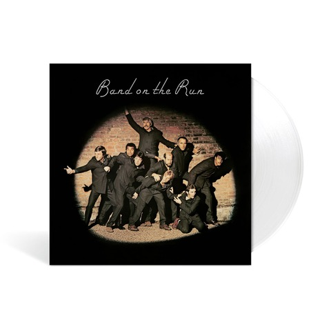 Band On The Run (Ltd./Excl. White Vinyl) von Paul McCartney -  jetzt im Bravado Shop