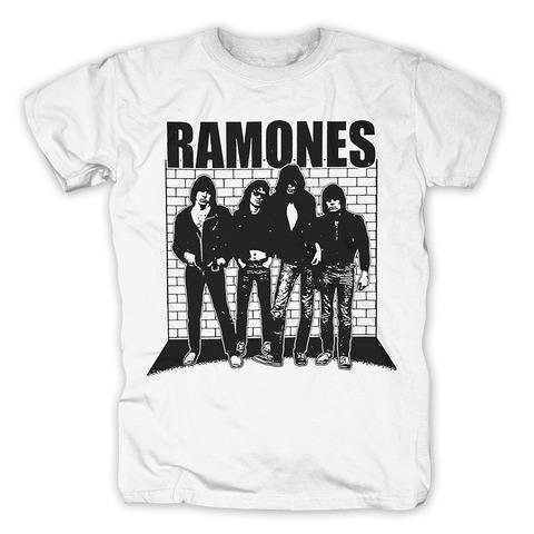 Ramones von The Ramones - T-Shirt jetzt im Bravado Shop