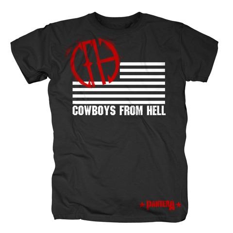 CFH Flag von Pantera - T-Shirt jetzt im Bravado Shop