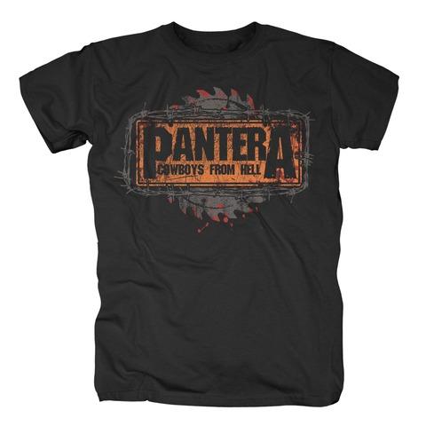 CFH Buzz Saw von Pantera - T-Shirt jetzt im Bravado Shop