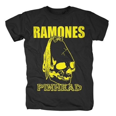 Pinhead von The Ramones - T-Shirt jetzt im Bravado Shop