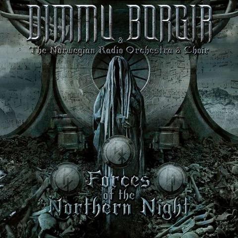Forces of the Northern Night von Dimmu Borgir - CD jetzt im Bravado Shop