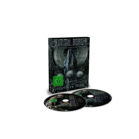 Forces Of The Northern Night von Dimmu Borgir - DVD-Video Album jetzt im Bravado Shop