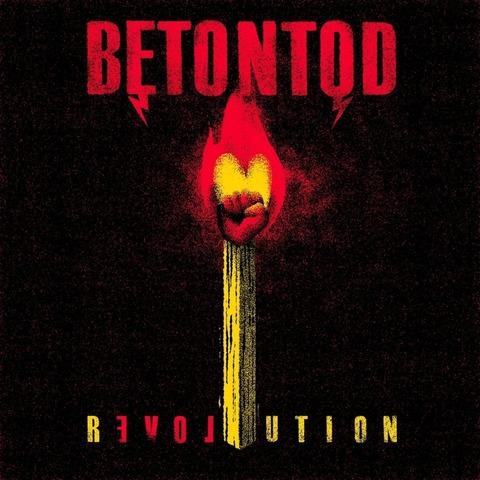 Revolution von Betontod - LP + Bonus-CD jetzt im Bravado Shop