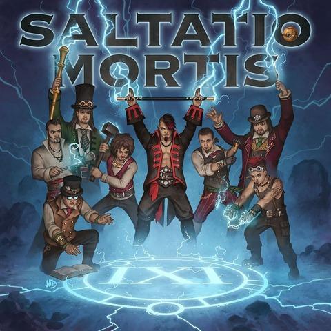 Das Schwarze Einmaleins (Ltd.Black Doppelvinyl) von Saltatio Mortis - LP jetzt im Saltatio Mortis Shop