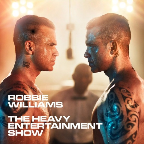 The Heavy Entertainment Show von Williams,Robbie - CD jetzt im Bravado Shop