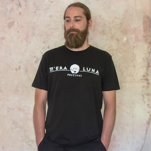 Logo von Mera Luna Festival - T-Shirt jetzt im My Festival Shop Shop
