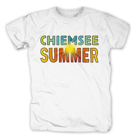 Logo von Chiemsee Summer - T-Shirt jetzt im My Festival Shop Shop