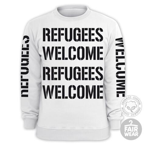 Refugees Welcome von Deichkind - Sweater jetzt im Deichkind Shop