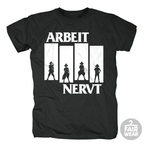 Arbeit nervt von Deichkind - T-Shirt jetzt im Deichkind Shop