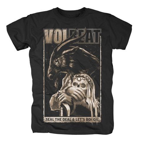 √Boogie Goat von Volbeat - T-Shirt jetzt im Volbeat Shop