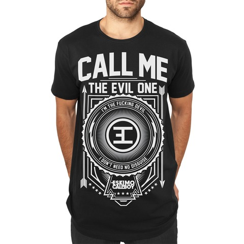 The Evil One von Eskimo Callboy - T-Shirt Long jetzt im Eskimo Callboy Shop