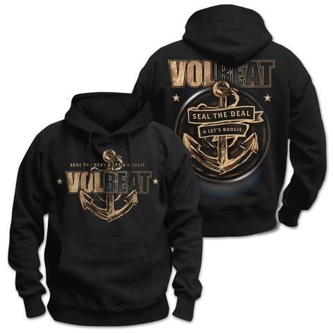 √Anchor von Volbeat - Hood sweater jetzt im Volbeat Shop