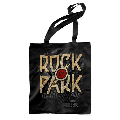 Vintage Logo von Rock im Park Festival - Baumwolltasche jetzt im My Festival Shop Shop