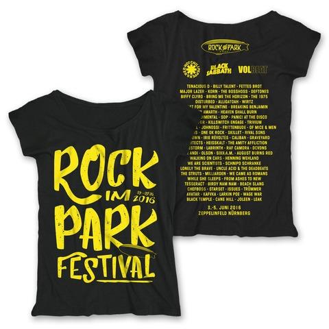 Big Letters von Rock im Park Festival - Girlie Shirt jetzt im My Festival Shop Shop