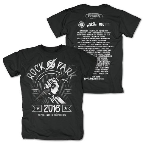 Giant Guitar von Rock im Park Festival - T-Shirt jetzt im My Festival Shop Shop