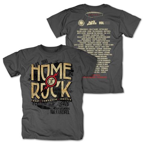 Vintage Logo von Rock am Ring Festival - T-Shirt jetzt im My Festival Shop Shop