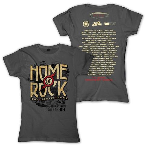 Vintage Logo von Rock am Ring Festival - Girlie Shirt jetzt im My Festival Shop Shop