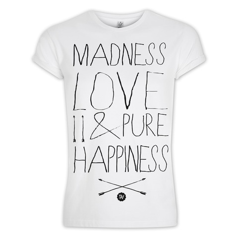 Madness von ParookaVille Festival - T-Shirt jetzt im My Festival Shop Shop