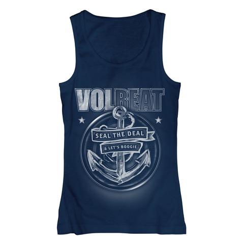 √Anchor von Volbeat - 100% cotton jetzt im Volbeat Shop