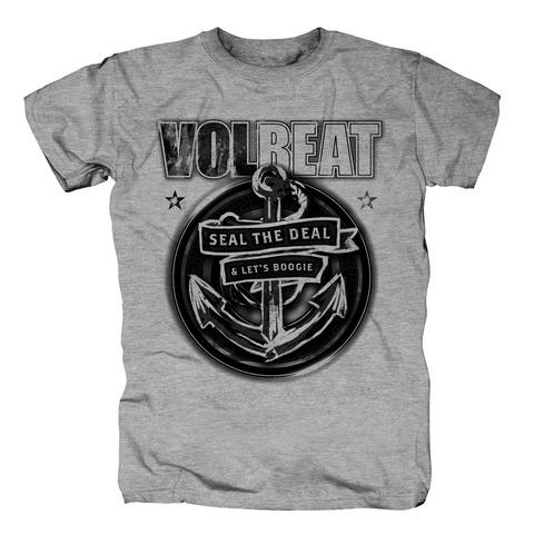 √Anchor von Volbeat - T-shirt jetzt im Volbeat Shop