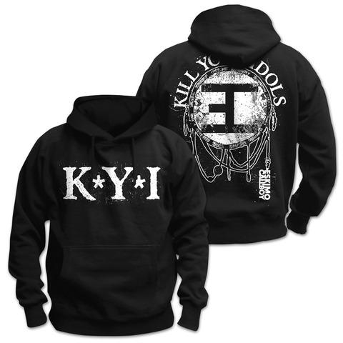 K.Y.I. - Kill Your Idols von Eskimo Callboy - Kapuzenpullover jetzt im Eskimo Callboy Shop