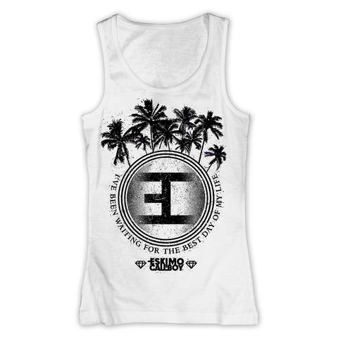 Palm Tree Logo von Eskimo Callboy - Girlie Tank Top jetzt im Eskimo Callboy Shop