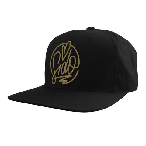 Golden Logo von Sido - Cap jetzt im Sido Official Shop