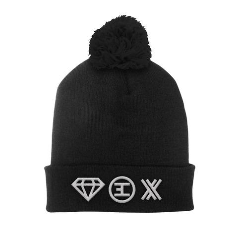 Symbols von Eskimo Callboy - Mütze mit Bommel jetzt im Eskimo Callboy Shop