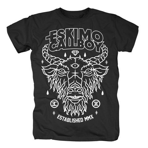 Goat von Eskimo Callboy - T-Shirt jetzt im Eskimo Callboy Shop