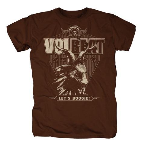 √The Goat von Volbeat - T-shirt jetzt im Volbeat Shop