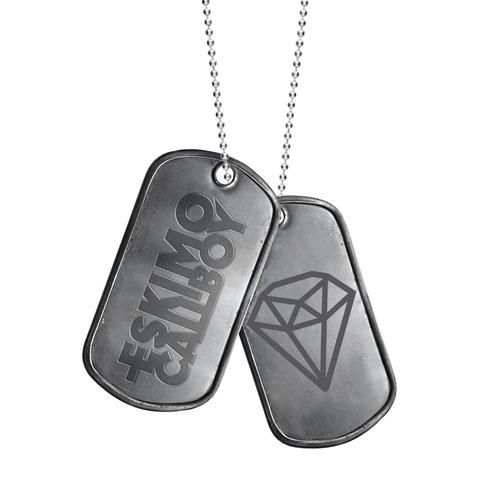 Diamond Logo von Eskimo Callboy - Dog Tag jetzt im Eskimo Callboy Shop