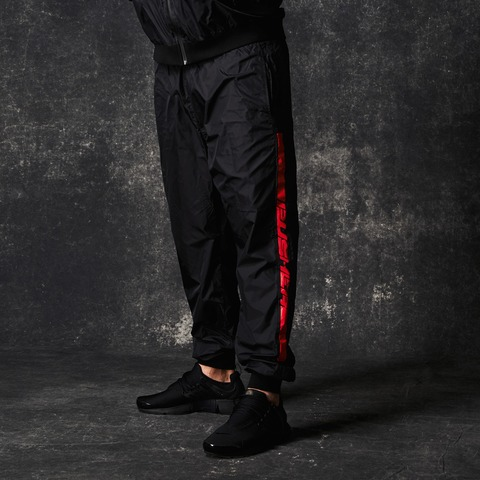 Black Fast Lane Pant von Pusher Apparel - Pants jetzt im Pusher Apparel Shop