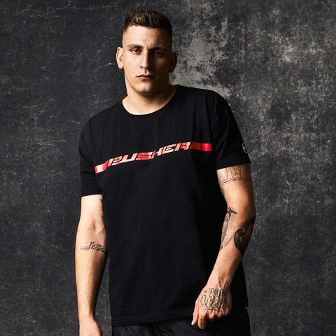 Black Fast Lane Shirt von Pusher Apparel - T-Shirt jetzt im Pusher Apparel Shop