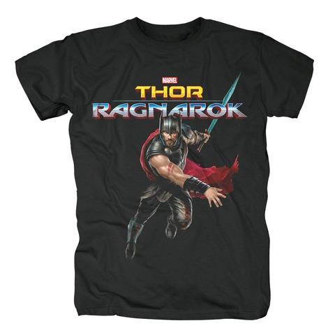 Thor Attack von Thor - T-Shirt jetzt im Bravado Shop