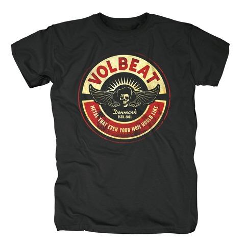 √Circle Mom Europe von Volbeat - T-shirt jetzt im Volbeat Shop