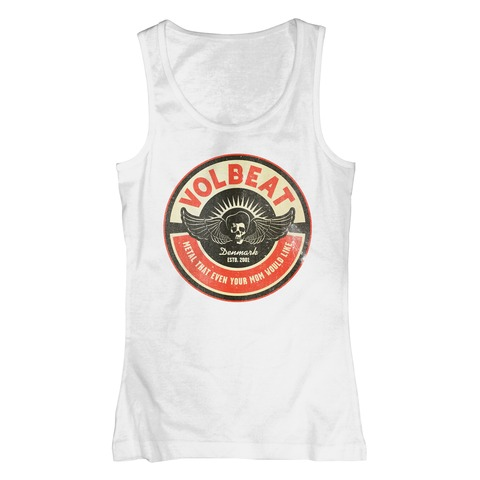 √Circle Mom Europe von Volbeat - Girlie Shirt jetzt im Volbeat Shop