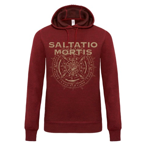 Chaosphere von Saltatio Mortis - Kapuzenpullover jetzt im Saltatio Mortis Shop