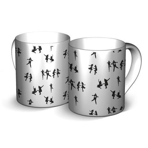 Tetraeder Swingers von Deichkind - Tasse jetzt im Deichkind Shop
