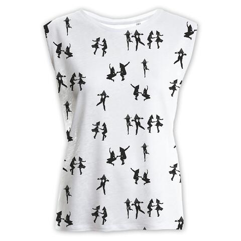 Tetraeder Swingers von Deichkind - Girlie Shirt jetzt im Deichkind Shop