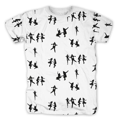 Tetraeder Swingers von Deichkind - T-Shirt jetzt im Deichkind Shop