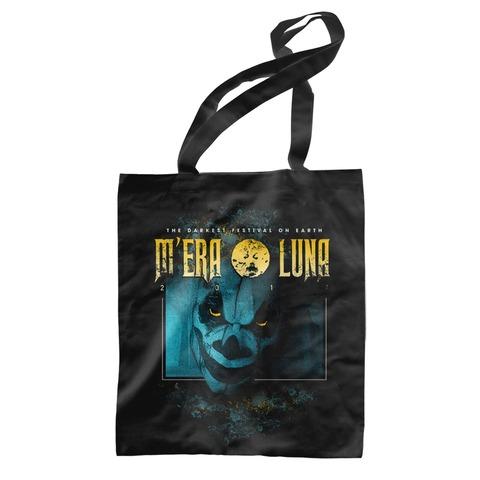 Dark is Back von Mera Luna Festival - Record Bag jetzt im My Festival Shop Shop