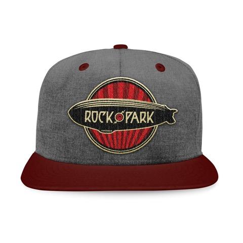 Zeppelin Logo von Rock im Park Festival - Cap jetzt im My Festival Shop Shop